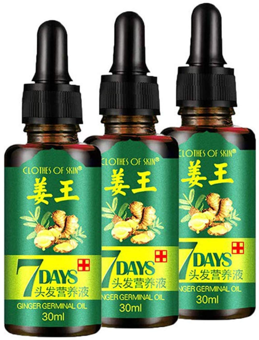 7 Days Hair Growth Serum