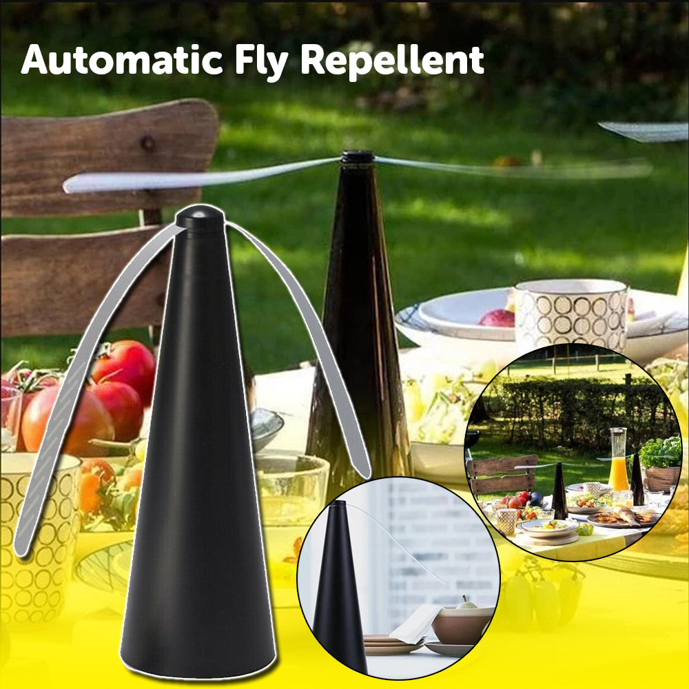 Automatic Fly Repeller