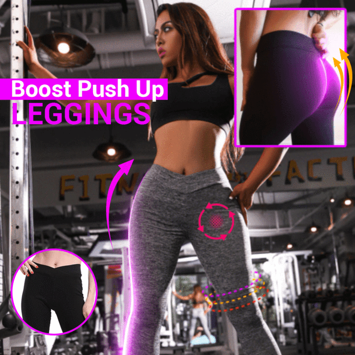 Boost Push-Up Leggings