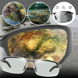 Fish Finder Glasses