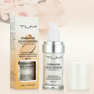 TLM™ Color Changing Foundation SPF 15 30ml