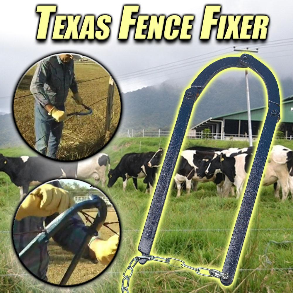 Texas Fence Fixer