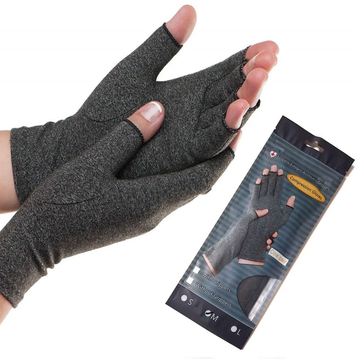 Arthritis 360º Compression Gloves (1 pair)