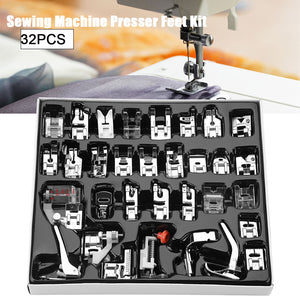Sewing Machine Presser Foot Kit