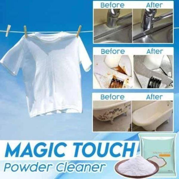 Magic Touch Powder Cleaner