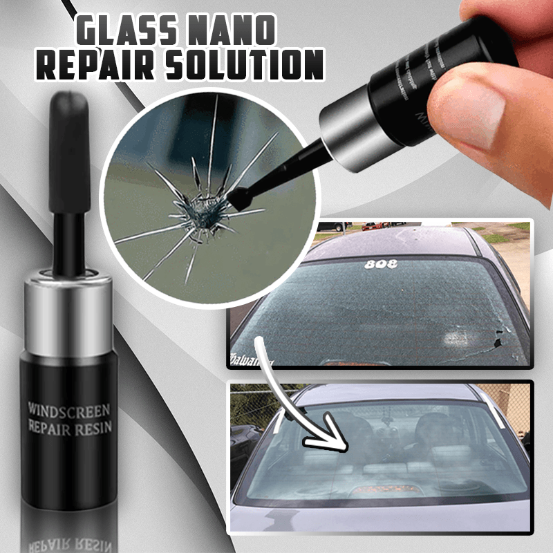 Glass Nano Repair Solution