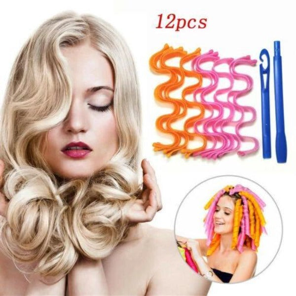 EasyTrick DIY Hair Curler