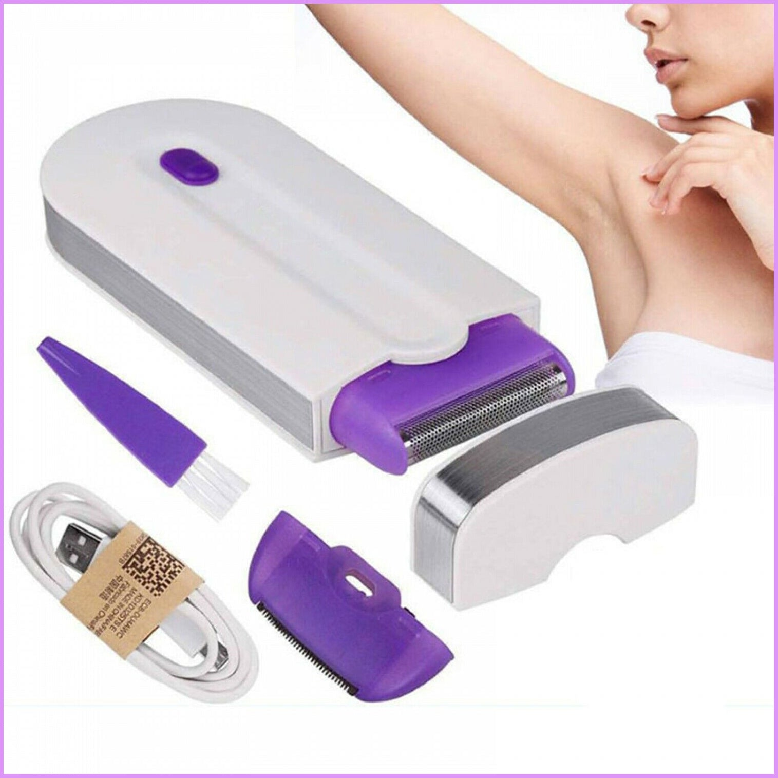 GentleGlide™ Hair Removal Kit
