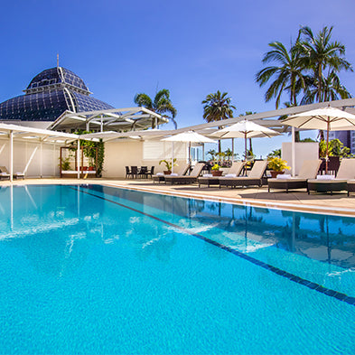 and you could WIN a tropical getaway in Far North Queensland