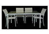 Aruba/Slat Dining Table