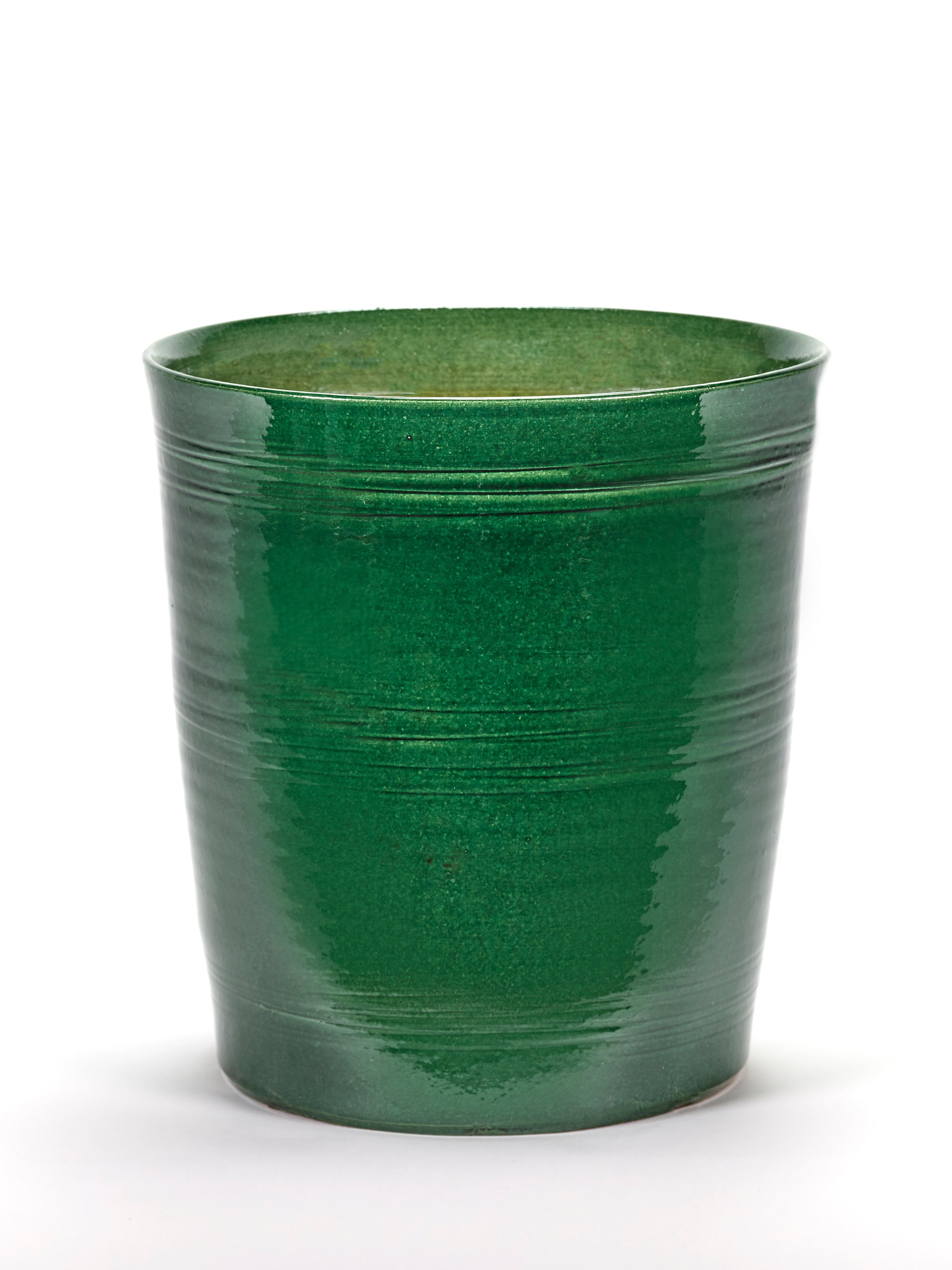 Cache-pot Serax Lines (Medium) / Green