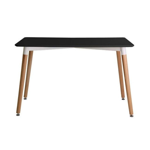 Fraser Table Black Dining Table