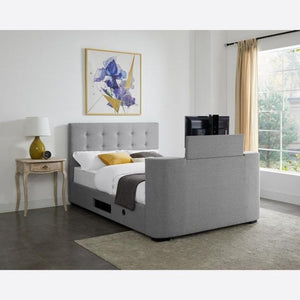 Mayfair TV King Size Bed - The Home Collections
