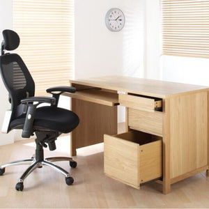 Hunter Home Office Desk - The Home Collections