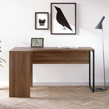 Load image into Gallery viewer, Home Office Function Plus Corner - Walnut - The Home Collections