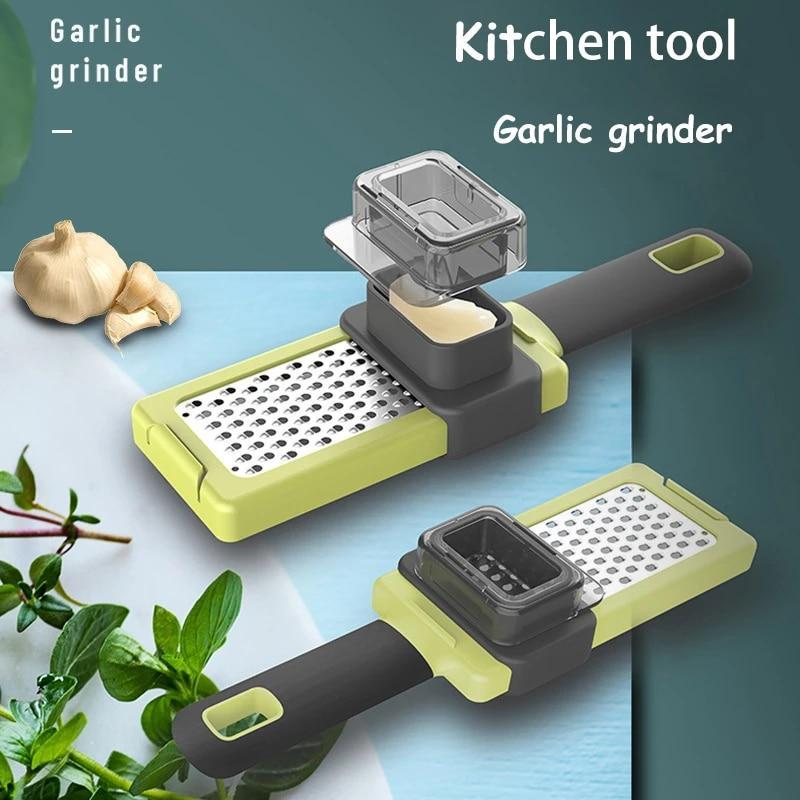 Garlic Spice Grinder - Olanquan Fashion Boutique