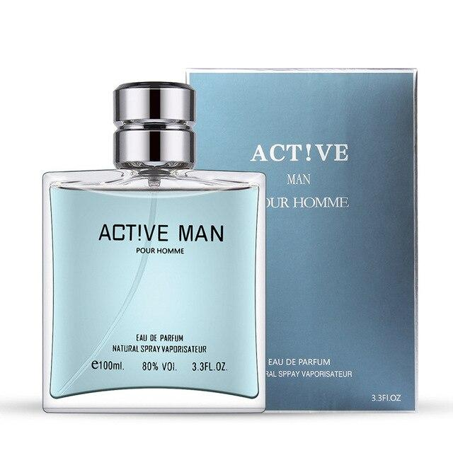 JEAN MISS Brand Perfume Men Cologne Man Long Lasting Marine Woody Cologne Spray Bottle Male Parfum Antiperspirant Perfumes - Olanquan's Fashion Boutiques