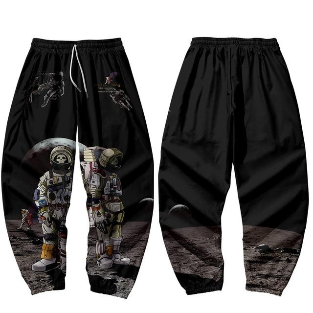 Men Multi Pocket Long Cargo Pant Jogger Trousers Male Pants Large Size S M L XL 2XL 3XL 4XL 5XL 6XL - Olanquan Fashion Boutique