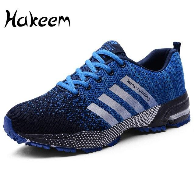 Men Shoes 2020 Spring Autumn Lightweight Breathable Men Casual Shoes High Quality Mens Sneakers Zapatillas Hombre - Olanquan's Fashion Boutiques