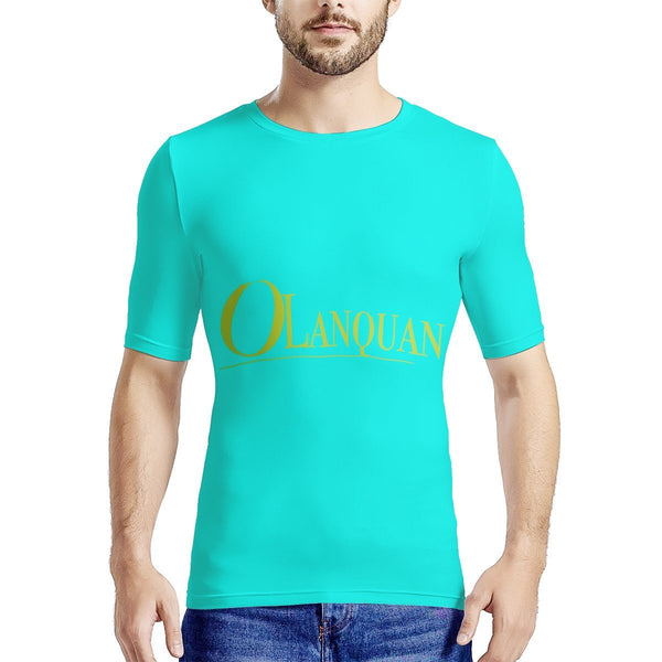 Men's All Over Print T-shirts - Olanquan's Fashion Boutiques