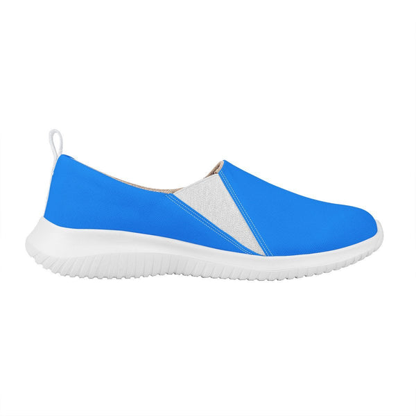 Olanquan Casual Slip On Shoes - Blue - Olanquan Fashion Boutique