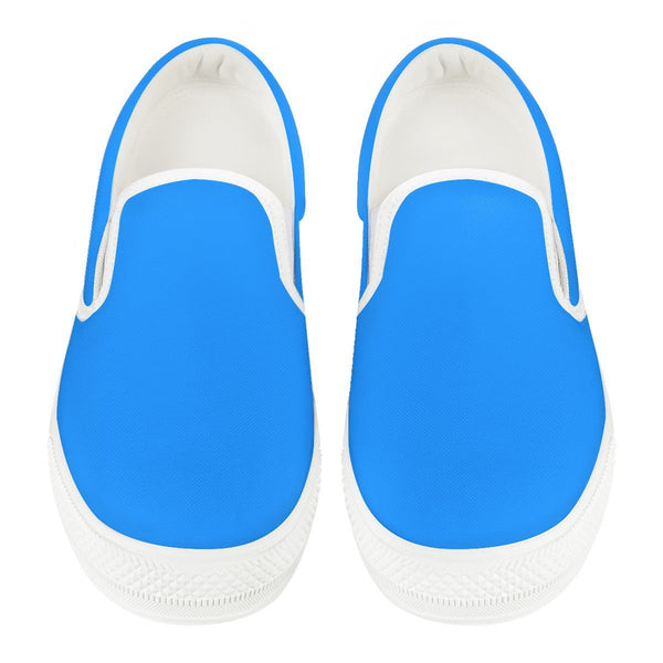 Olanquan Slip On Shoes - Blue - Olanquan Fashion Boutique