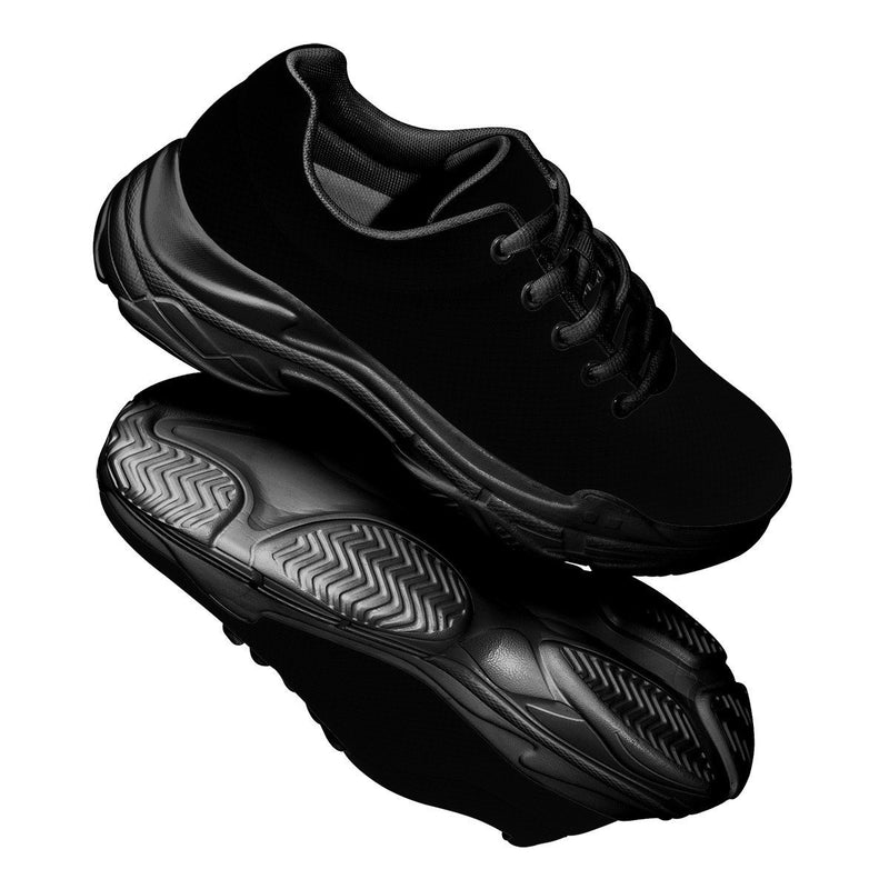 Olanquan Sneakers Black Chunky Sneakers - Olanquan Fashion Boutique