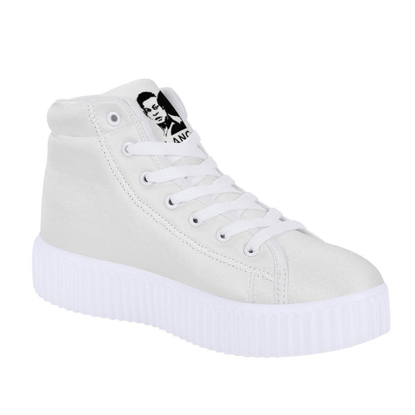 Olanquan Sneakers Women's High Top Platform Shoes - Olanquan's Fashion Boutiques