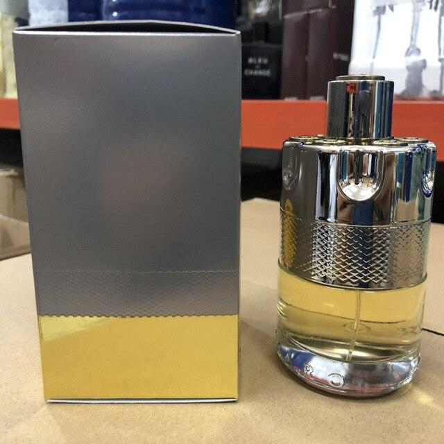 Original 100ml Perfume For Men Colognes Fragrance Long Lasting Fresh Man Parfum Natural Male Bullet Spray Bottle Glass - Olanquan's Fashion Boutiques