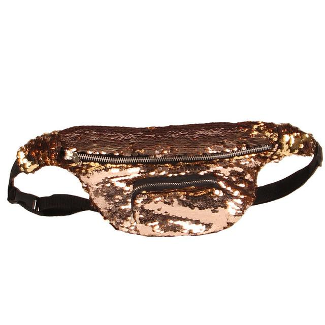 waist bag Women men Unisex Casual Double Color - Olanquan's Fashion Boutiques