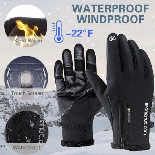 Waterproof Warm Winter Gloves ? ? NOW 50% OFF!!! ? - Olanquan's Fashion Boutiques