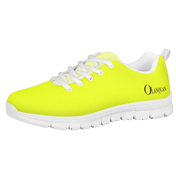 White Running Shoes - Olanquan's Fashion Boutiques