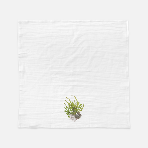 "Tea Towel - ""Crest I"""