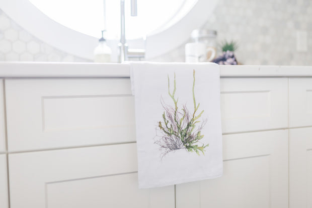 "Tea Towel - ""Currents"""