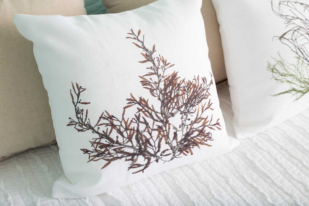 "Square Pillow Cover - ""Flow"""