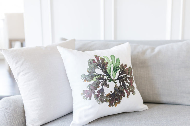 "Square Pillow Cover - ""Mesh"""