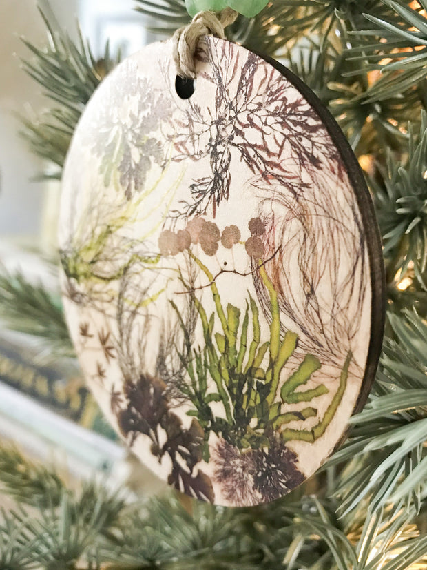 2019 Holiday Tree Ornament
