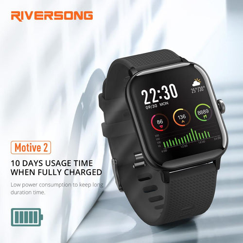 Riversong Motive 2 Smartwatch