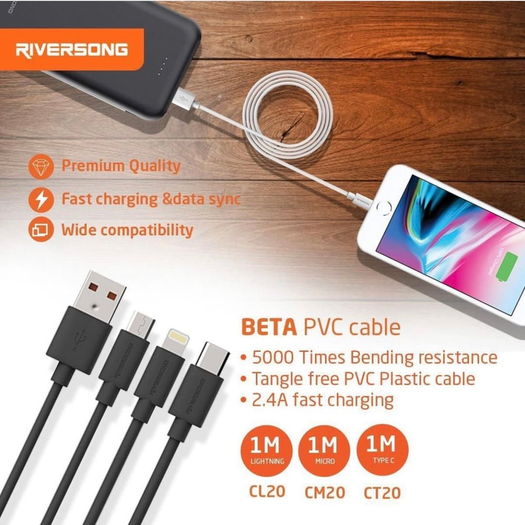 Beta Cable Riversong