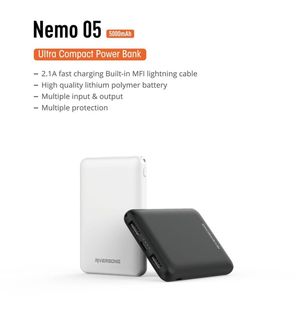 Riversong Nemo 05 Powerbank