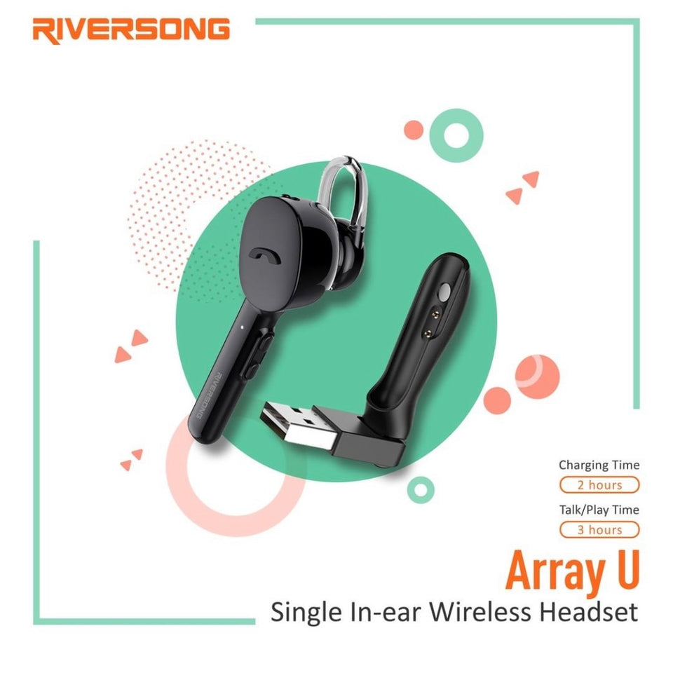 Auricular manos libres Array U Riversong