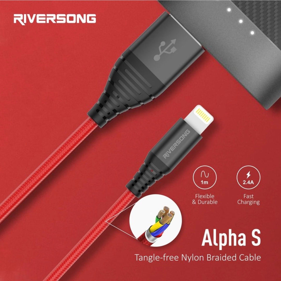 Alpha S Cable Riversong