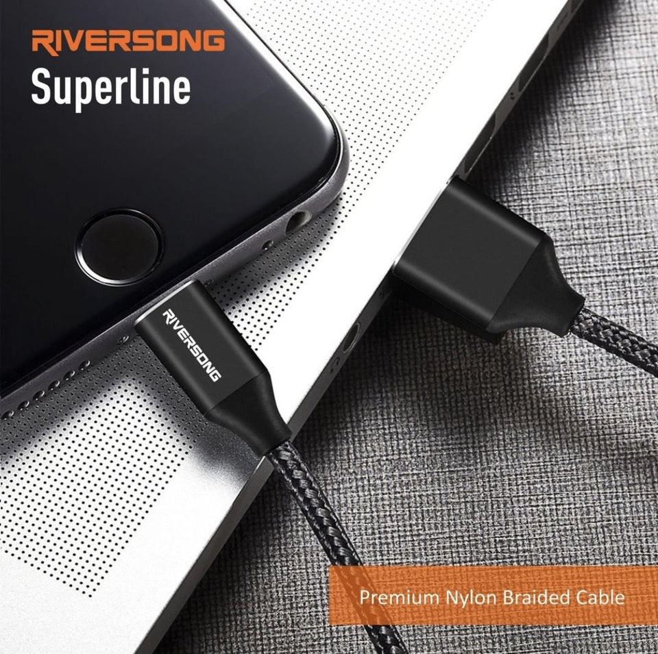 3 Cables Superline - Riversong