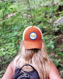 Georgia Hikes Hat - Unstructured