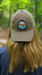Georgia Hikes Hat- Unstructured