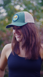 Georgia Hikes Hat - Structured