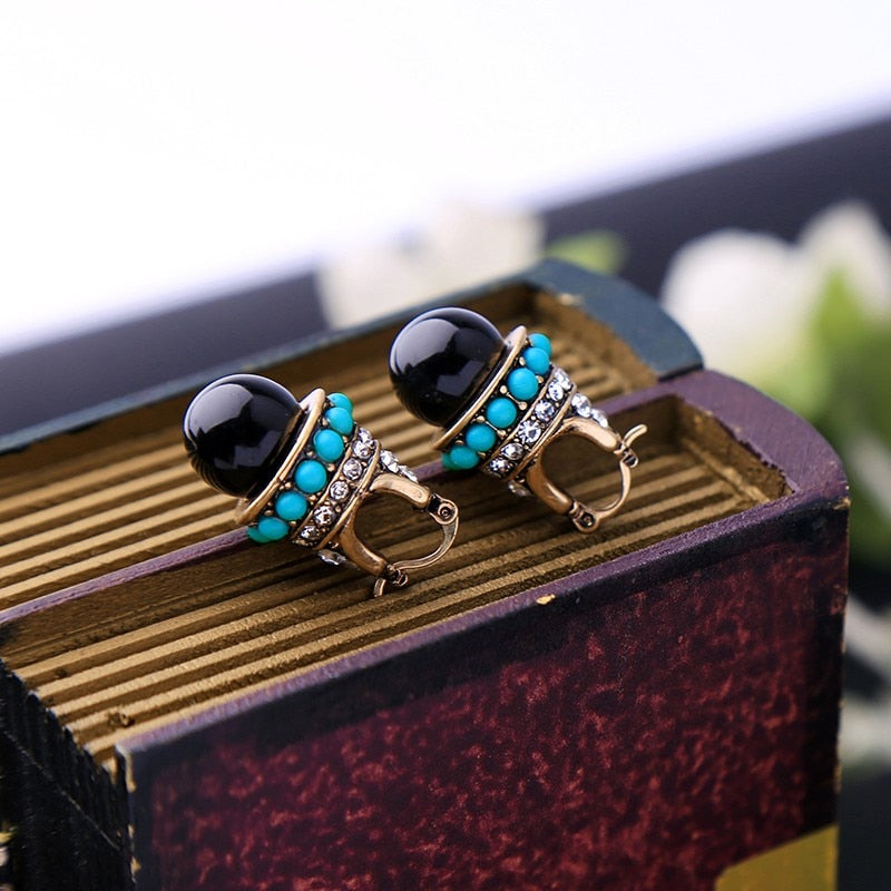 Egyptian Bijoux Earrings