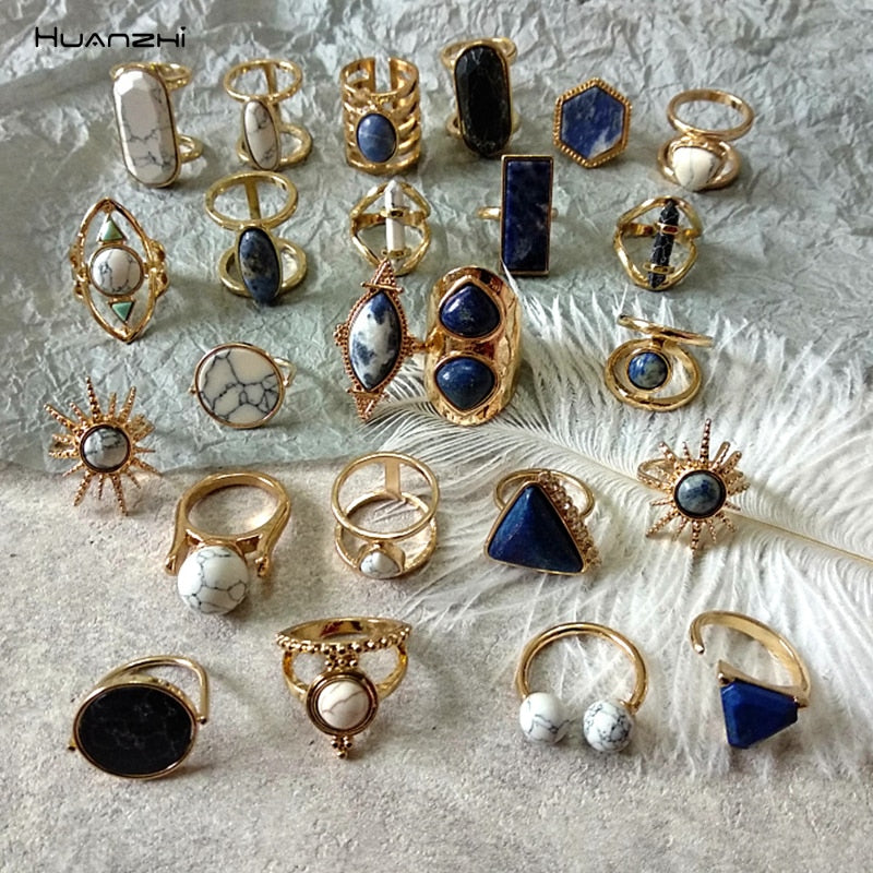 Santori Ring Collection