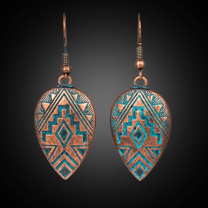 Acolhua Earrings