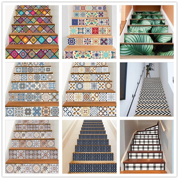 Stair Stickers 6 pcs/set